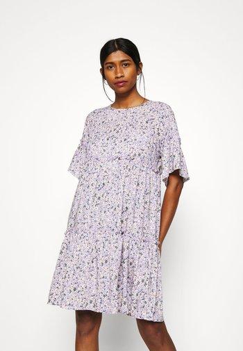 GIRAL DRESS - Vestido informal - lavender blue