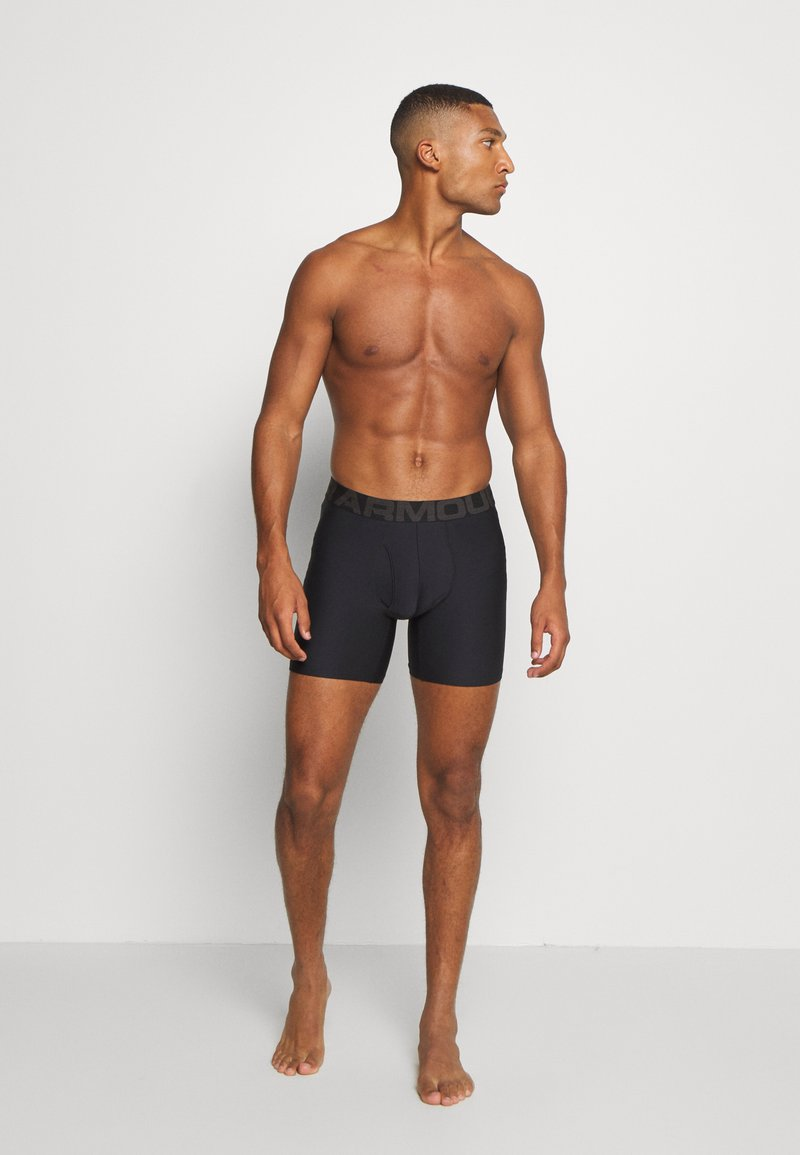 Under Armour - 2 PACK - Shorty - black
