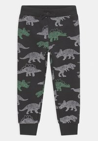 Marks & Spencer London - DINO  - Pantalones deportivos - carbon - 0