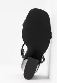 Public Desire - BONUS - High heeled sandals - black - 6
