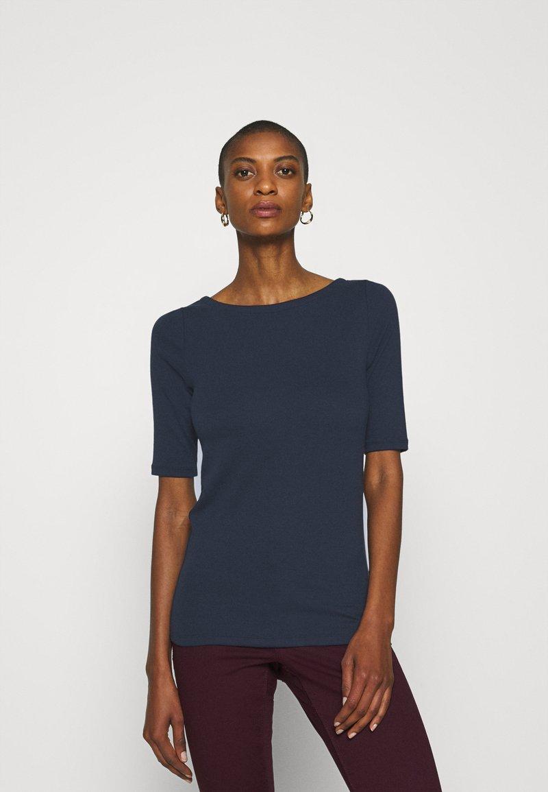 GAP - MOD BALLET - Basic T-shirt - true indigo