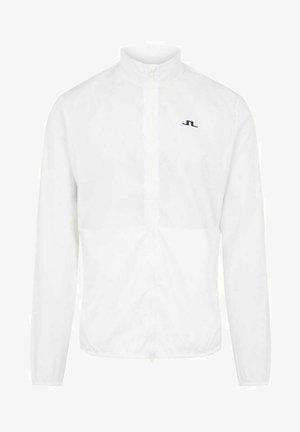 DALE - Training jacket - white
