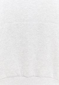 Even&Odd Curvy - Hoodie - mottled light grey - 4