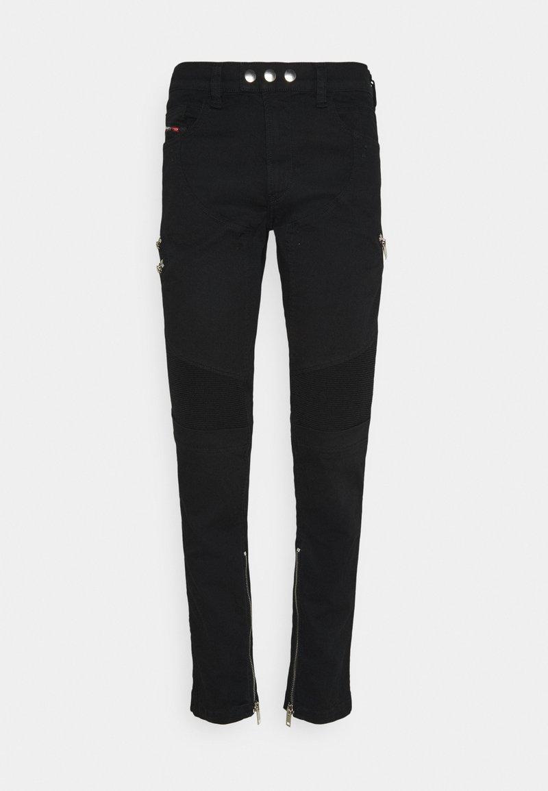 Diesel - D-DEAN-SP - Trousers - black