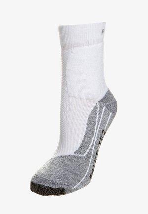 TE2 Short - Sports socks - white-mix