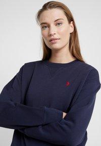 Polo Ralph Lauren - LONG SLEEVE - Sweatshirt - cruise navy - 3