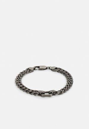 DESIGN UNISEX - Armband - silver-coloured