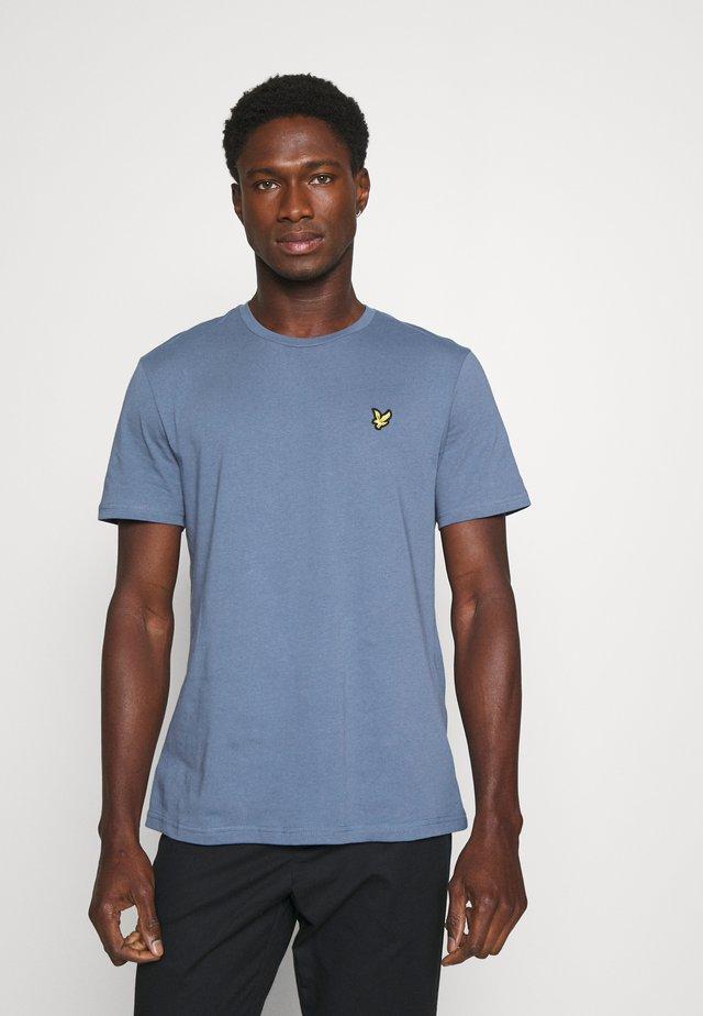 PLAIN - Jednoduché triko - slate grey