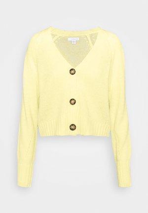 CROPPED  - Vest - lemon