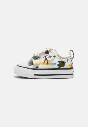 CHUCK TAYLOR ALL STAR UNISEX - Sneaker low - white/multi/black