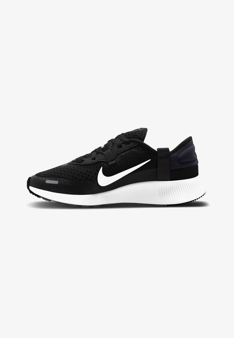 Nike Sportswear - REPOSTO - Sneakers - black/dark smoke grey/iron grey/white