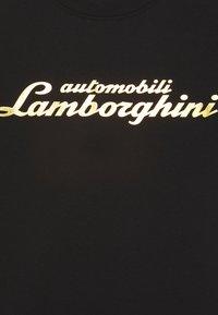 Automobili Lamborghini Kidswear - LOGOSCRIPT - Print T-shirt - black pegaso - 2