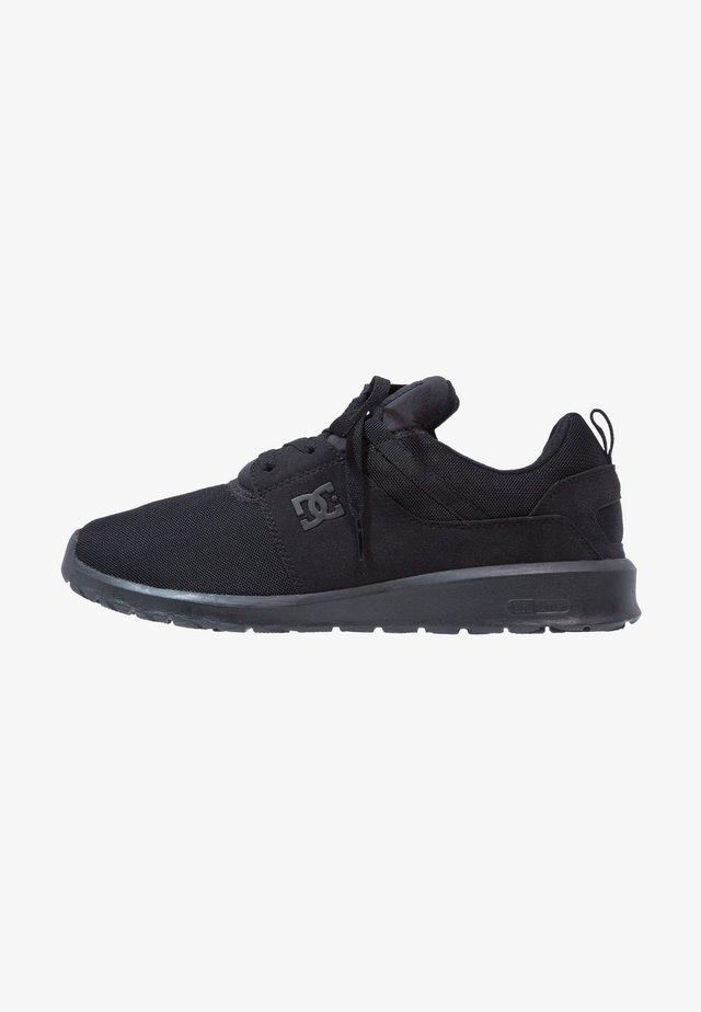 HEATHROW - Sneakers laag - black