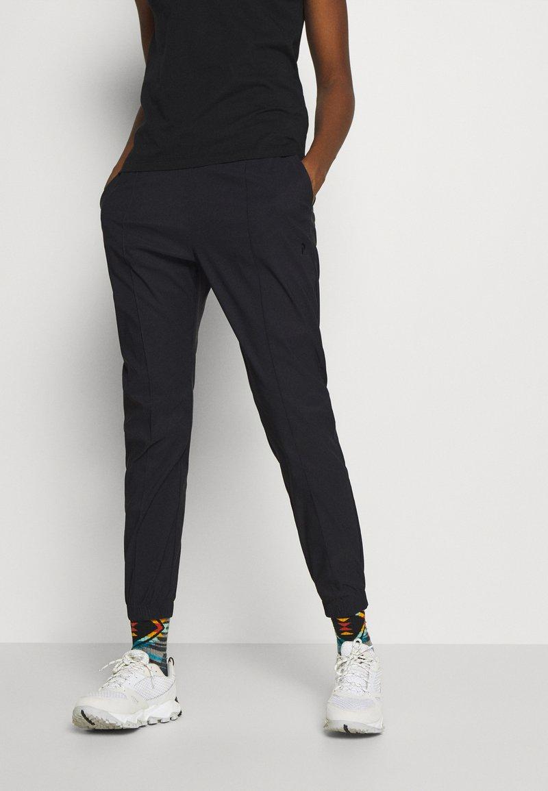 Peak Performance - TECH PANT - Outdoor trousers - black