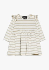 Bardot Junior - DRESS - Jersey dress - gold - 0