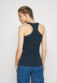 ION - TANK SEEK - Sports shirt - ocean blue - 2