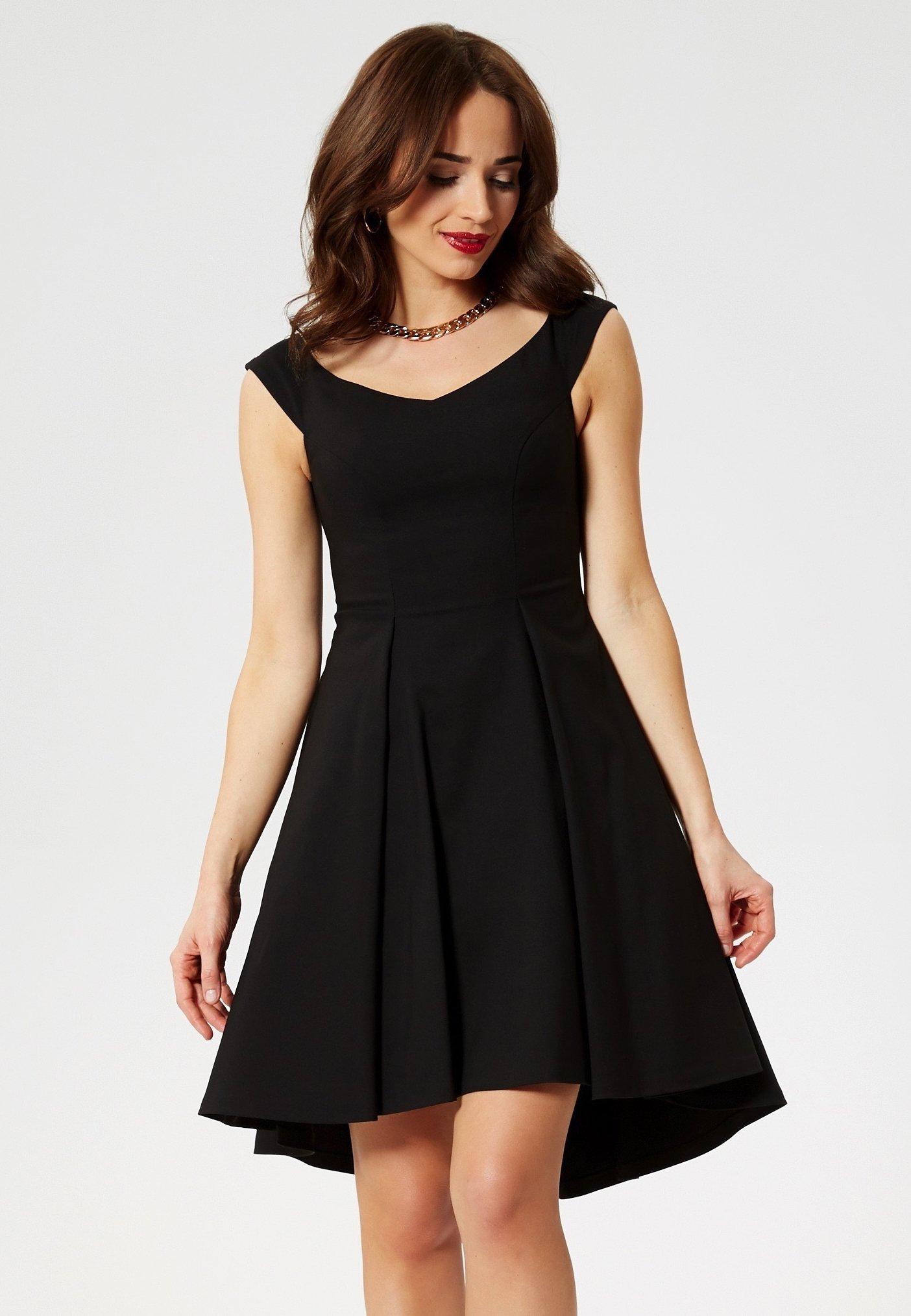 Aaa Quality Women's Clothing faina Day dress black yAcGIDPPx