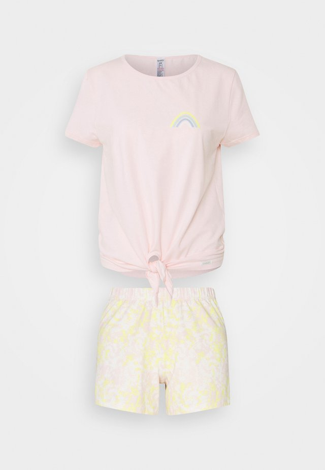 DAMEN KURZ FESTIVAL VIBE SLEEP - Pyjama - mary rose
