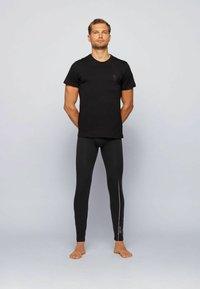 BOSS - Pyjamabroek - black - 1