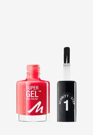 SUPER GEL NAIL POLISH - Nagellak - 625 devious red