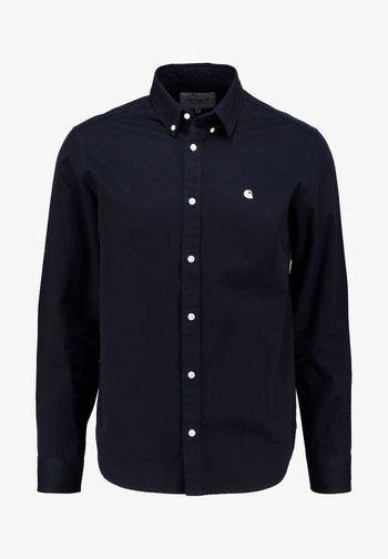 MADISON SHIRT - Shirt - dark navy/wax
