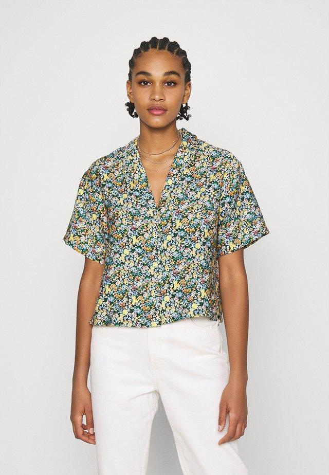 EDNA  - Button-down blouse - multicolor