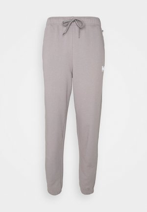 TRACKPANTS - Tracksuit bottoms - grey