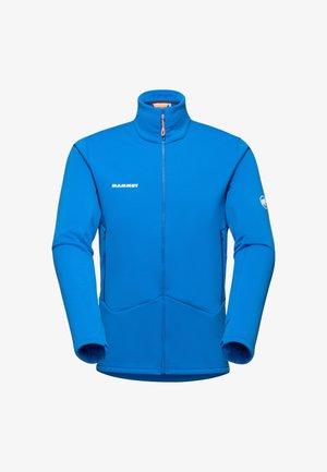 ACONCAGUA - Fleece jacket - ice marine