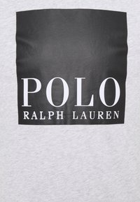 Polo Ralph Lauren - Print T-shirt - smoke heather - 7