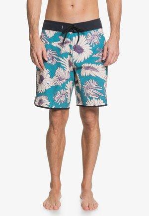 HIGHLINE WARPED  - Swimming shorts - pagoda blue