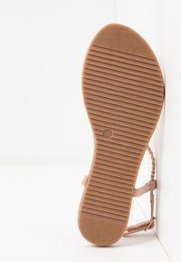 Anna Field - Tongs - rose gold - 6