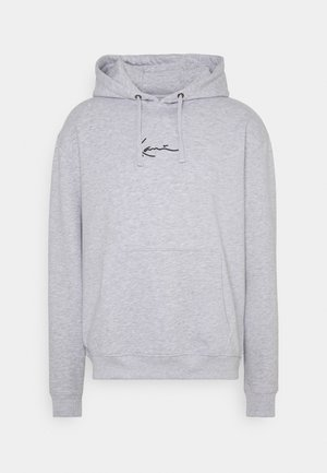 SMALL SIGNATURE HOODY UNISEX - Sweater - ash grey