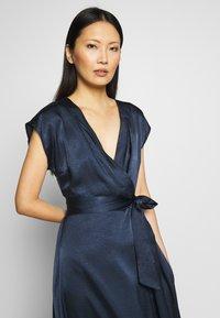 Love Copenhagen - LORETTA DRESS LONG - Maxi dress - maritime blue - 3