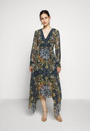DAY DRESS - Maxi šaty - midnight teal