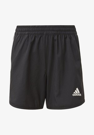 EQUIPMENT LONG SHORTS - Sports shorts - black