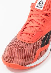 Reebok - NANO X - Sports shoes - vivdor/black/white - 5
