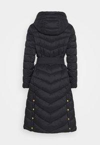 Barbour International - LINEOUT QUILT - Winter coat - black - 1