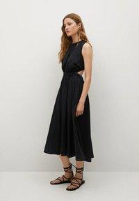 Mango - DENVER - Day dress - noir - 1