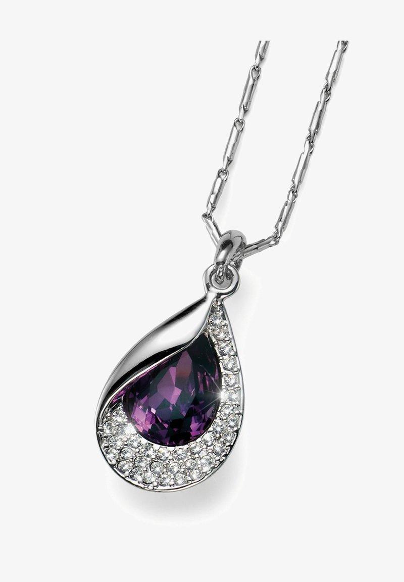 Oliver Weber - Necklace - violett