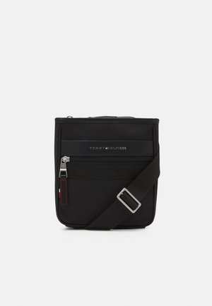 ELEVATED MINI CROSSOVER - Sac bandoulière - black