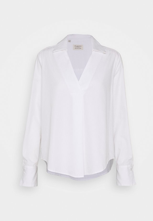 SLFHALLI - Blusa - bright white
