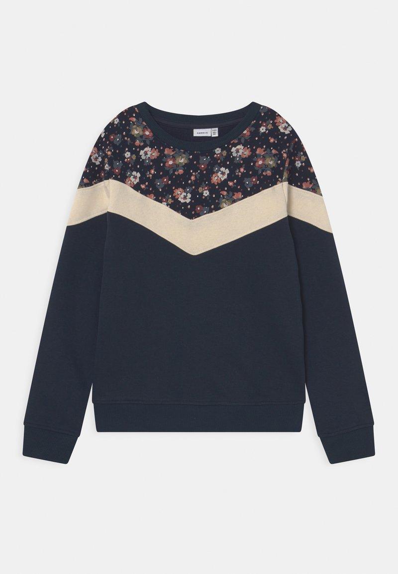 Name it - NKFNOSTER - Sweater - dark sapphire
