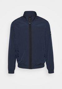 Calvin Klein - CRINKLE EASY  - Light jacket - blue - 0