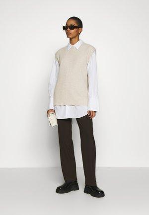 ADELE - Print T-shirt - stone