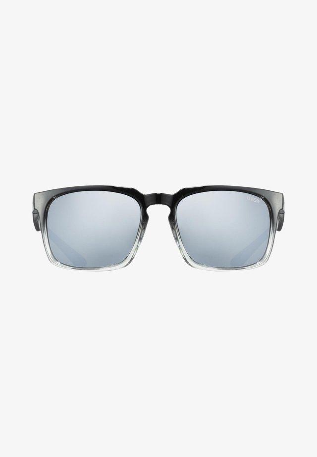 Sunglasses - black clear