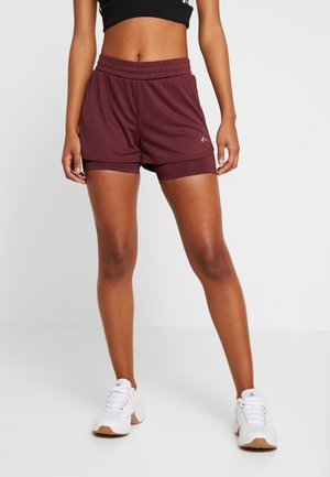ONPJAVA LOOSE SHORTS - kurze Sporthose - fig