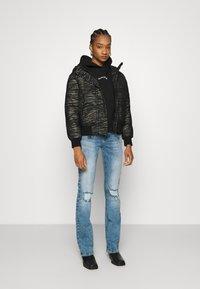 Calvin Klein Jeans - HOODIE - Hoodie - black - 1