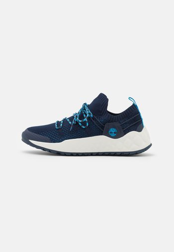 SOLAR WAVE - Trainers - navy