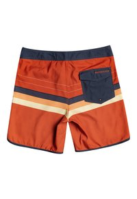 Quiksilver - EVERYDAY MORE CORE  - Swimming shorts - pureed pumpkin - 4