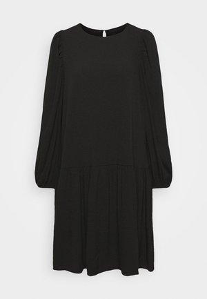 PCLUCCI  DRESS - Day dress - black